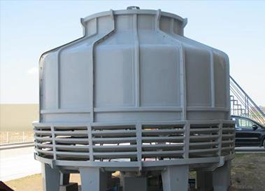 LBCM圓型逆流式冷卻塔