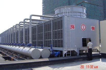 LRCM-HS方型橫流式冷卻塔