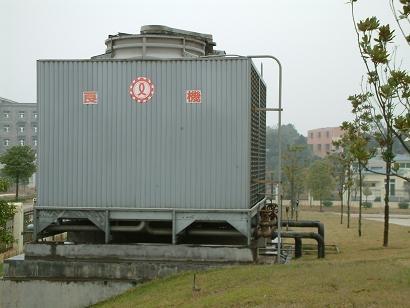 方型冷卻塔